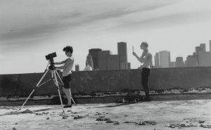 MM Super8 shoot w Roland Goguen'88